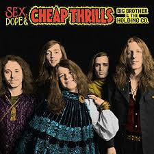 BIG BROTHER & THE HOLDING COMPANY-SEX, DOPE & CHEAP THRILLS 2CD *NEW*