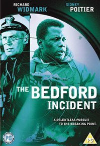 THE BEDFORD INCIDENT DVD REGION 2 VG