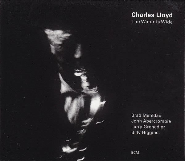 LLOYD CHARLES-THE WATER IS WIDE CD VG