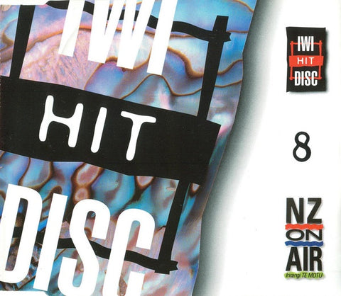 NZ ON AIR IWI HIT DISC 4-VARIOUS CD VG