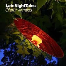 ARNALDS OLAFUR-LATE NIGHT TALES CD *NEW*