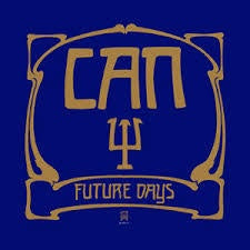 CAN-FUTURE DAYS LP VG+ COVER VG