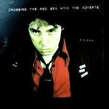 ADVERTS THE-CROSSING THE RED SEA WITH 2LP *NEW*