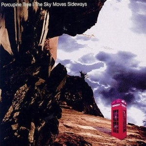 PORCUPINE TREE-THE SKY MOVES SIDEWAYS 2CD VG