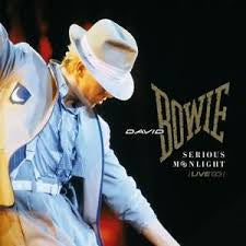 BOWIE DAVID-SERIOUS MOONLIGHT (LIVE'83) 2CD *NEW*