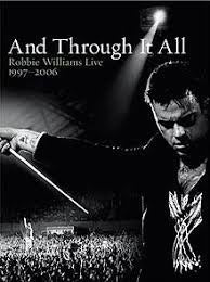 WILLIAMS ROBBIE-AND THROUGH IT ALL 2DVD *NEW*