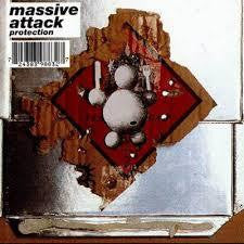 MASSIVE ATTACK-PROTECTION CD VG