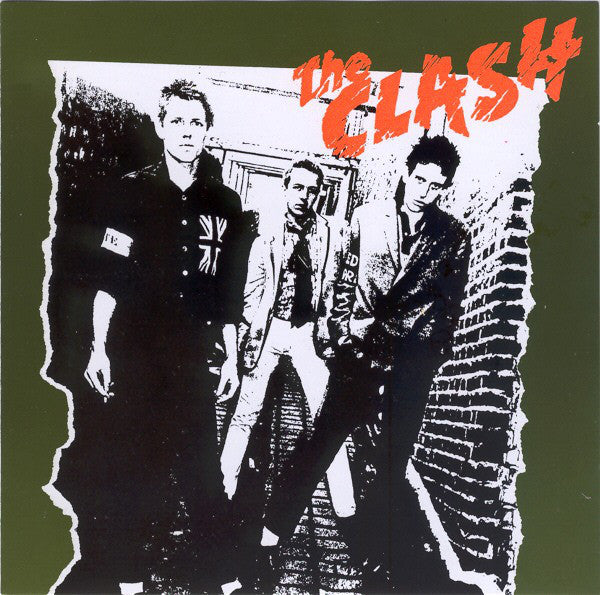 CLASH THE-THE CLASH CD VG