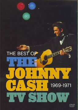 JOHNNY CASH TV SHOW-BEST OF 1969-1971 2DVD VG