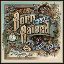 MAYER JOHN-BORN & RAISED CD *NEW*