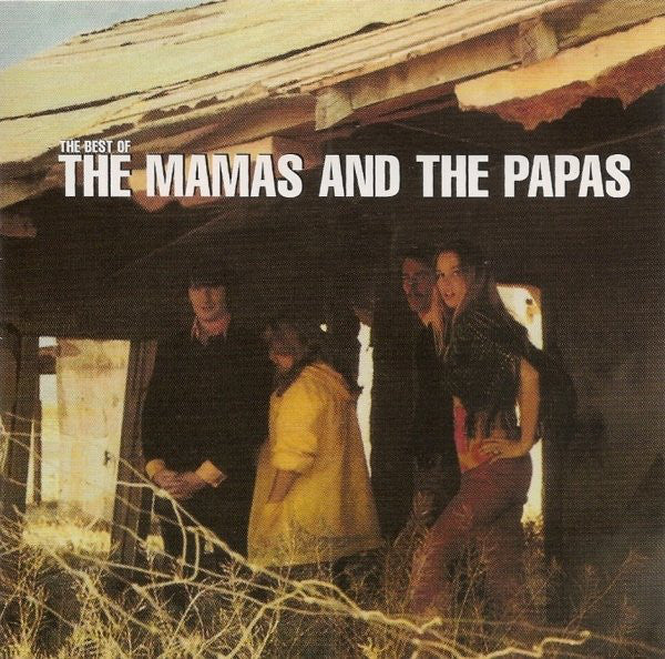 MAMAS AND THE PAPAS THE-THE BEST OF CD VG