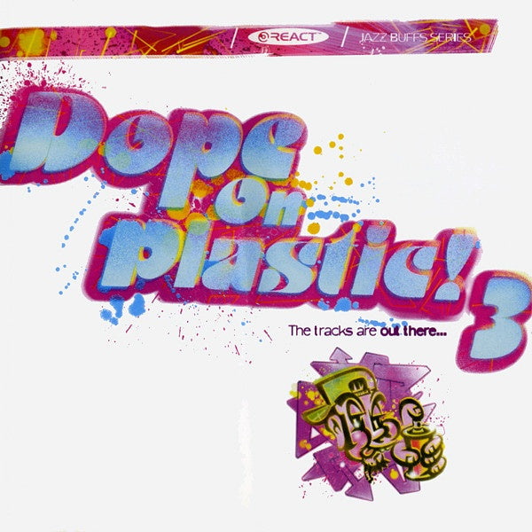 DOPE ON PLASTIC 3-VARIOUS ARTISTS CD G