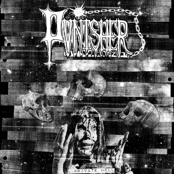 "PVNISHER-A PRIVATE HELL / LIVING IN A BROKEN SKIN 7"" *NEW*"