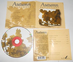 AUTUMN REFLECTIONS CD VG