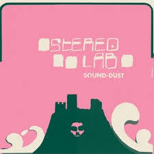 STEREOLAB-SOUND-DUST CLEAR VINYL 3LP *NEW*