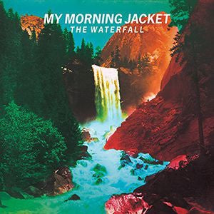 MY MORNING JACKET-THE WATERFALL CD VG+
