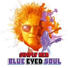 SIMPLY RED-BLUE EYED SOUL LP *NEW*