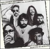 DOOBIE BROTHERS THE-MINUTE BY MINUTE LP VG COVER VG+