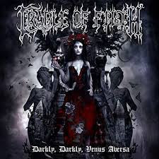 CRADLE OF FILTH-DARKLY, DARKLY, VENUS AVERSA 2LP *NEW*