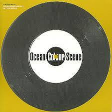 OCEAN COLOUR SCENE-TRAVELLERS TUNE PROMO CD SINGLE VG