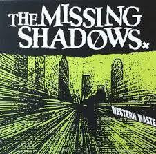 MISSING SHADOWS THE-WESTERN WASTE LP *NEW*