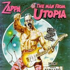 ZAPPA FRANK-THE MAN FROM UTOPIA LP VG+ COVER VG+