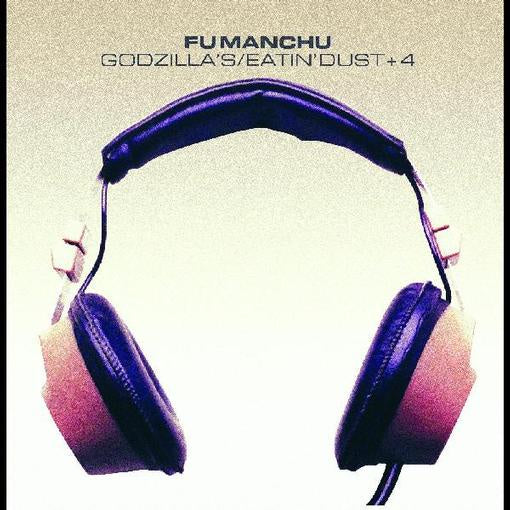 FU MANCHU-GODZILLA'S / EATIN' DUST + 4 CUSTOM COLOUR VINYL 3X10'' *NEW*