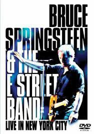 SPRINGSTEEN BRUCE-LIVE IN NEW YORK CITY 2DVD *NEW*