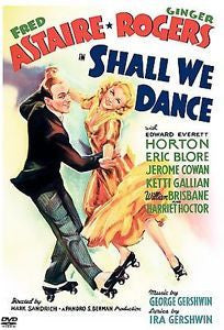 SHALL WE DANCE DVD REGION 1 VG