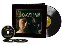 DOORS THE-THE DOORS 5OTH ANNIVERSARY DELUXE LP+3CD *NEW*