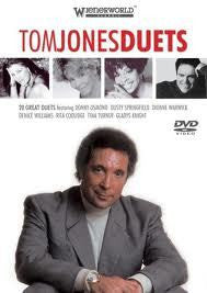 JONES TOM DUETS DVD M