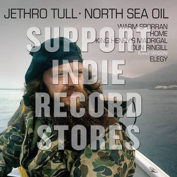 "JETHRO TULL-NORHT SEA OIL 10"" *NEW*"