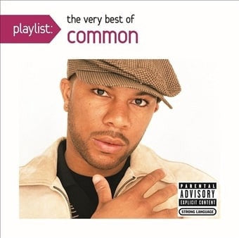COMMON-THE VERY BEST OF COMMON CD VG
