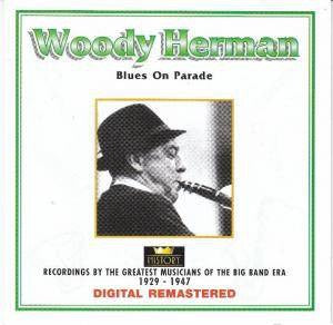HERMAN WOODY-BLUES ON PARADE 2CD VG
