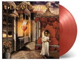 DREAM THEATER-IMAGES AND WORDS LP RED/ GOLD VINYL *NEW*