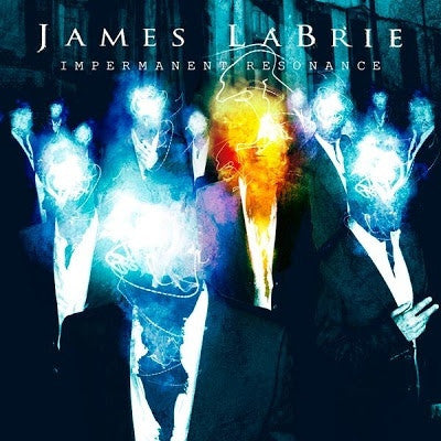 LABRIE JAMES-IMPERMANENT RESONANCE CD VG
