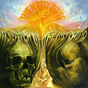 MOODY BLUES-IN SEARCH OF THE LOST CHORD LP NM COVER EX