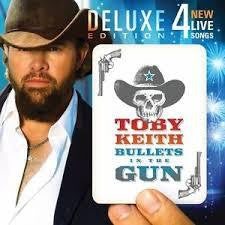 KEITH TOBY-BULLETS IN THE GUN DELUXE EDITION CD *NEW*