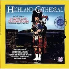 ROYAL SCOTS DRAGOON GUARDS-HIGHLAND CATEDRAL LP *NEW*