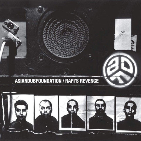 ASIAN DUB FOUNDATION-RAFI'S REVENGE WHITE VINYL 2LP *NEW*
