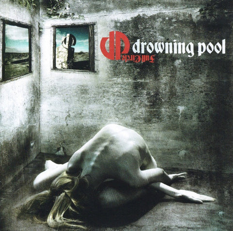 DROWNING POOL-FULL CIRCLE CD VG+