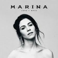 MARINA-LOVE + FEAR CD *NEW*