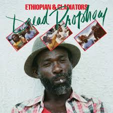 ETHIOPIAN & GLADIATORS-DREAD PROPHESY LP *NEW*