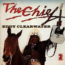 CLEARWATER EDDY-THE CHIEF LP NM COVER EX