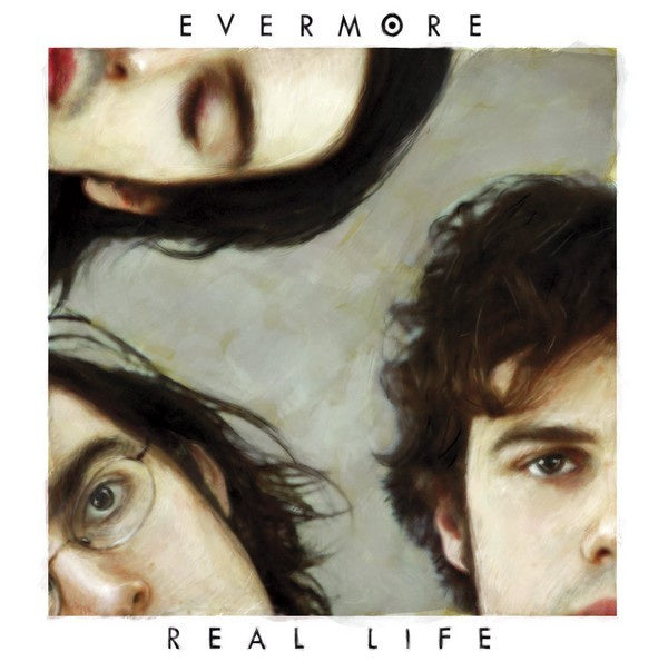 EVERMORE-REAL LIFE CD VG