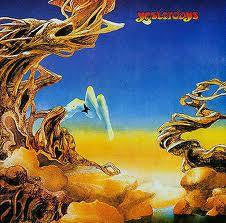 YES-YESTERDAYS LP VG COVER VG