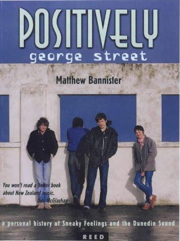 POSITIVELY GEORGE STREET-MATTHEW BANNISTER BOOK *NEW*