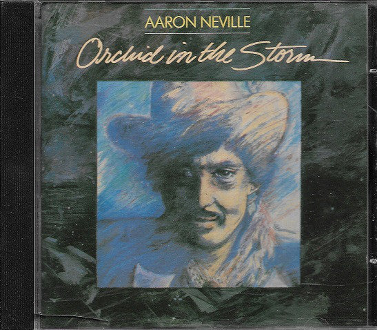 NEVILLE AARON-ORCHID IN THE STORM CD VG