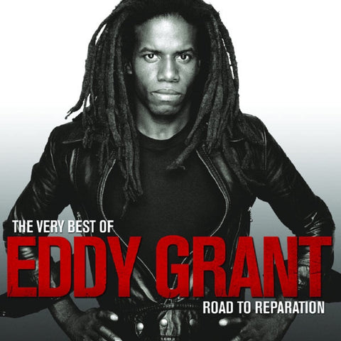 GRANT EDDY-THE VERY BEST OF ROAD TO REPARATION CD VG