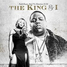 EVANS FAITH & THE NOTORIOUS B.I.G.-THE KING & I  2LP *NEW*